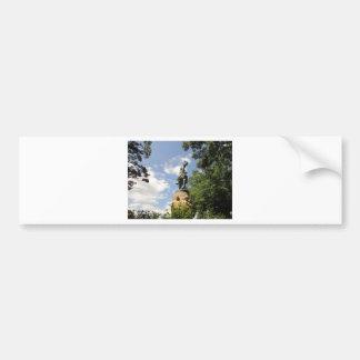 Monticello Thomas Jefferson's Dream Bumper Sticker
