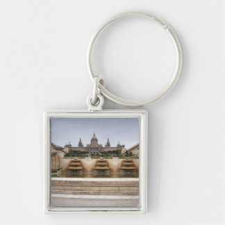 Montjuc Fortress Key Ring