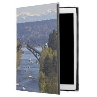 "Montlake Bridge and Cascade Mountains iPad Pro 12.9"" Case"