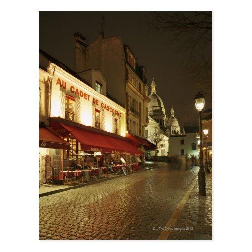 Montmartre Post Card