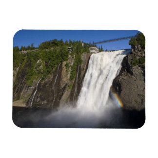 Montmorency Falls near Quebec City. Magnet