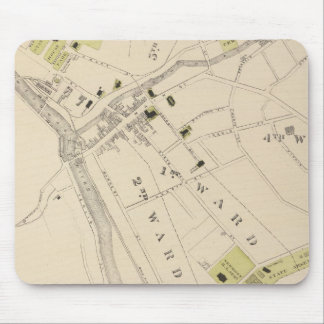 Montpelier and St Albans Mouse Mat