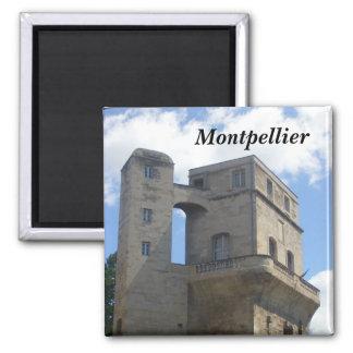 Montpellier - refrigerator magnet