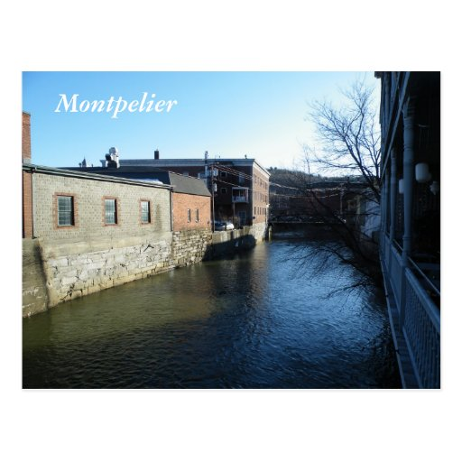 Montpellier Post Card