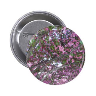 Montreal Blossoms Button