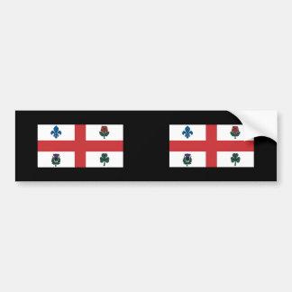 Montreal, Canada Bumper Stickers
