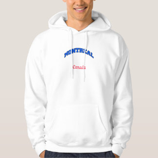 Montreal Canada Hoodie