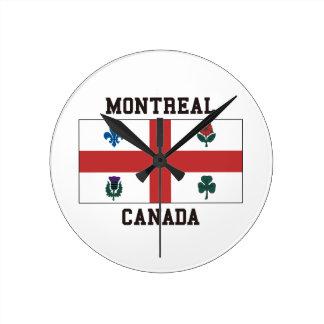 Montreal Canada Wallclocks