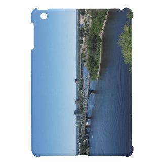 Montreal City River Bridge iPad Mini Case