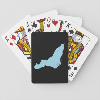 Montreal Island Playing Cards