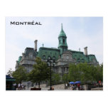 Montreal Old Town Postcard