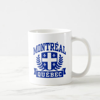 Montreal Quebec Coffee Mug