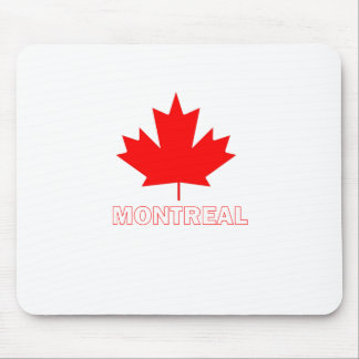 Montreal Quebec Mouse Pad