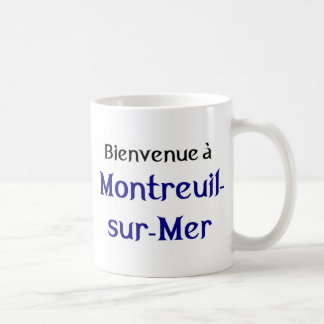 Montreuil Les Miserables Coffee Mug