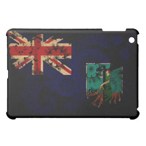 Montserrat Flag iPad Mini Case