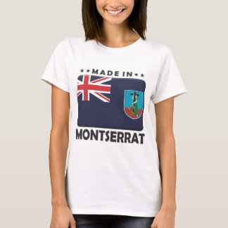 Montserrat Made T-Shirt