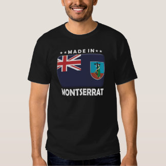 Montserrat Made Tees