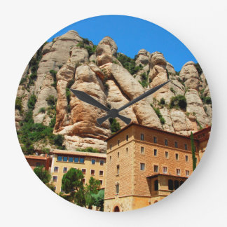 Montserrat Monastery, Catalonia, Spain Wallclocks
