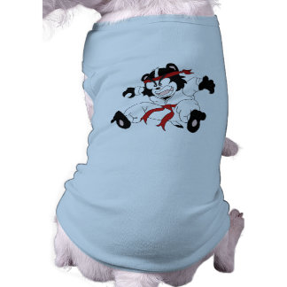 Monty Doggie Wrap Shirt