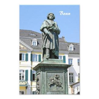 Monument of Ludwig van Beethoven in Bonn Photo Print