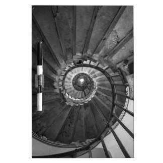 Monument Spiral Staircase Dry Erase Board