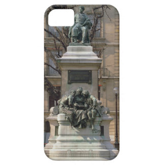 Monument to Alexander Dumas pere (1802-70) French Barely There iPhone 5 Case