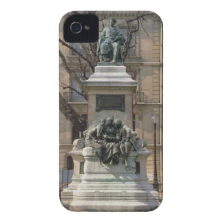Monument to Alexander Dumas pere (1802-70) French iPhone 4 Case-Mate Case