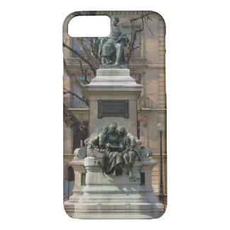 Monument to Alexander Dumas pere (1802-70) French iPhone 8/7 Case