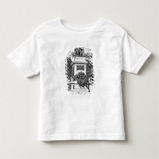 Monument to Alexandre Dumas Pere, 1883 Toddler T-Shirt