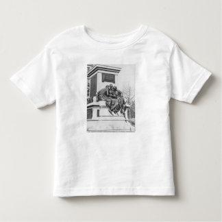 Monument to Alexandre Dumas Pere Toddler T-Shirt