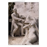 Monument to Frederic Chopin Greeting Cards