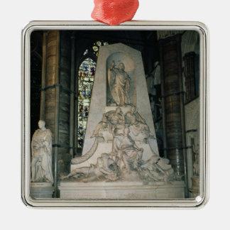 Monument to William Pitt the Elder Christmas Ornament
