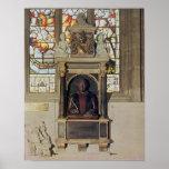 Monument to William Shakespeare  c.1616-23 Print