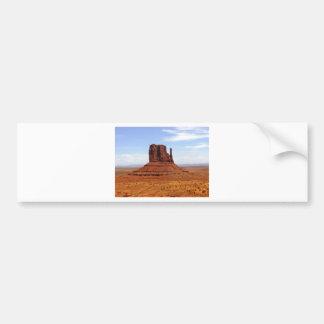 Monument Valley 12 Bumper Sticker