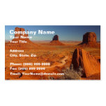 Monument Valley 1 Pack Of Standard Business Cards