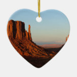 Monument Valley 2 Ceramic Heart Decoration