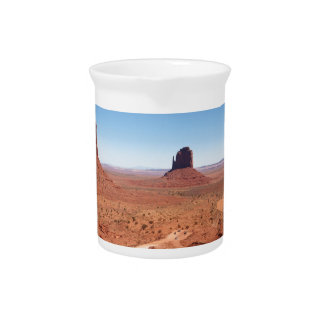 Monument Valley 3 Pitcher