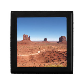 Monument Valley 3 Small Square Gift Box