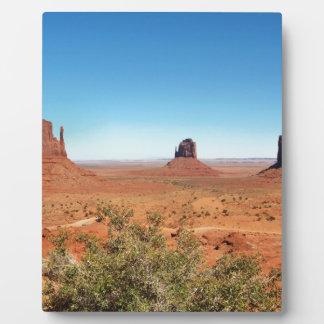 Monument Valley 6 Plaque