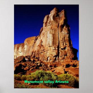 Monument-Valley-Arizona poster