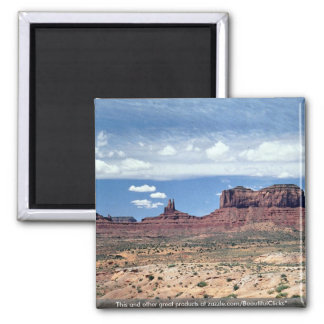 Monument Valley, Arizona, U.S.A. Magnet