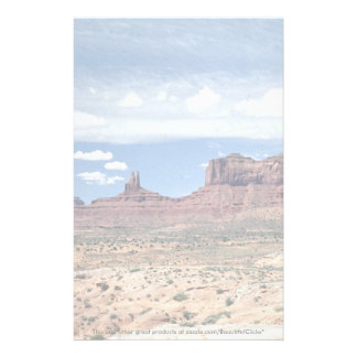 Monument Valley Arizona U S A Personalized Stationery