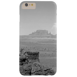 Monument Valley (black and white) 2 Barely There iPhone 6 Plus Case