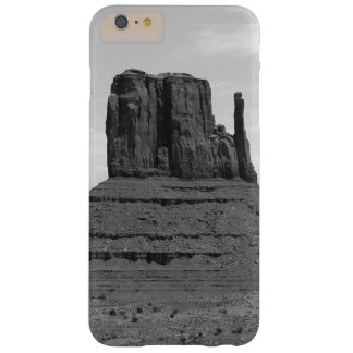 Monument Valley (black and white) Barely There iPhone 6 Plus Case