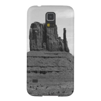 Monument Valley (black and white) Galaxy S5 Cover
