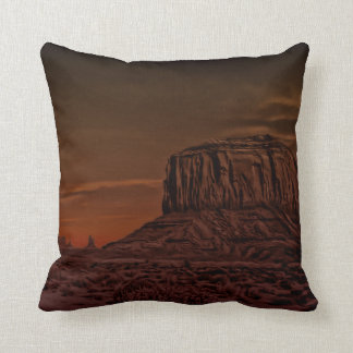 Monument Valley Cushion