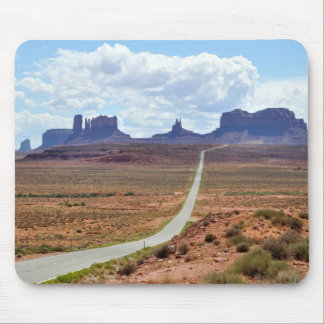 Monument Valley Drive Mouse Pad