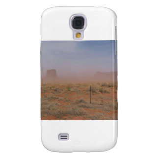 Monument Valley Dust Storm Galaxy S4 Case
