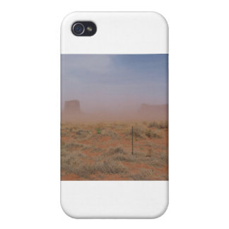 Monument Valley Dust Storm iPhone 4/4S Cover