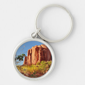 Monument Valley Key Chain